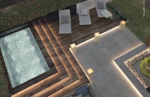 حمامات سباحة صن كابيتال
